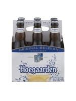 Hoegaarden Original Belgian Wheat Beer 6-Pack Bottles
