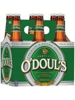 O'Doul's Non-Alcoholic Brew 6-pack cold bottles 6L