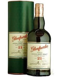 Glenfarclas Aged 21 years Highland Single Malt Scotch
