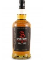 Springbank Aged 12 Years Single Malt Scotch 750ml