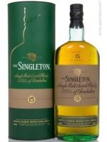 The Singleton 15 Years Old Single Malt Scotch Whisky 750ml