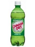 Canada Dry Ginger Ale 20 Fl Oz 20L