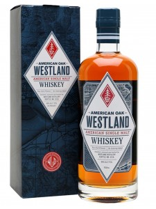 American Oak Westland American Single Malt Whiskey 750ml