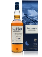 Talisker Aged 10 years Single Malt Scotch