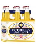 Estrella Jalisco Cerveza Traditional 6-pack bottles