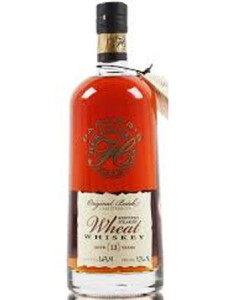 Parker's Heritage Collection 8th Edition 13 Year Old Cask Strength Wheat Whiskey 750ml