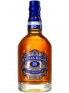 Chivas Regal 18 years old Scotch 750ml