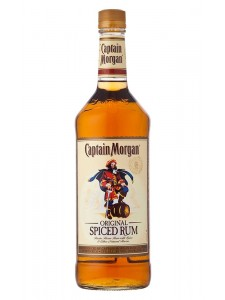 Captain Morgan Original Spiced Rum 750 ML