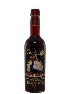 Gosling's Black Seal Bermuda Rum 750ml