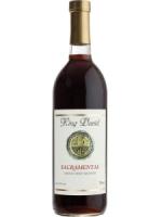 King David Sacramental Sweet Red Wine 750ml