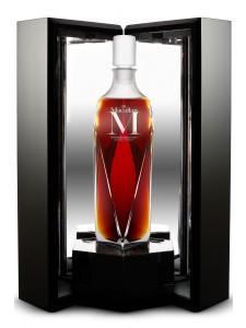 The Macallan M Decanter Single Malt Scotch 750ml