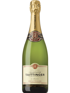Taittinger Brut Champagne (Find in Chilled Wines) 750ml