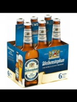 Weihenstephen Hefe Weissbier 6-Pack Bottles