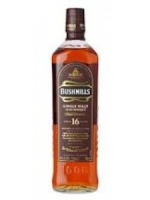Bushmills Irish Whiskey 16 Years Old 750ML