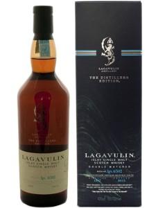 Lagavulin Double Matured The Distiller's Edition Islay Single Malt Scotch 750ml