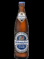 Weihenstephaner Original Premium chilled pint