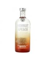 Absolut Peach Vodka 750 ML