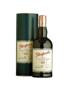 Glenfarclas Single Malt Scotch Aged 25 Years 750ml