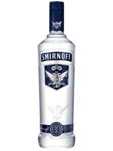 Smirnoff 100 Proof Vodka 750 ML