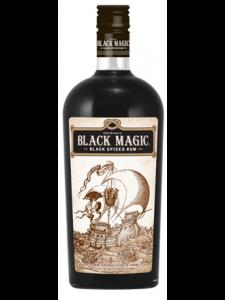 Original Black Magic Black Spiced Rum 750ml