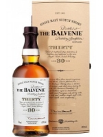 The Balvenie 30 Years Single Malt Scotch Whisky 750ml
