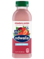 Odwalla Strawberry Protein Soy and Dairy Shake 15.2 oz.