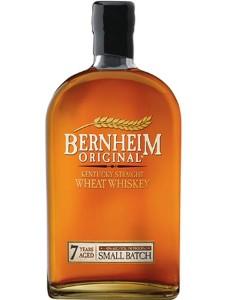 Bernheim Original Kentucky Straight Wheat Whiskey Aged 7 Years 750ml