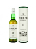 Laphroaig 10 years old Islay Single Malt Scotch
