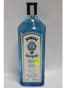 Bombay Sapphire Dry Gin 1.75 LTR