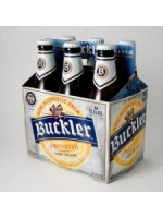 Buckler Non-Alcoholic Brew six pack cold bottles 6L