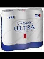 Michelob Ultra 3 Pack-25Fl. Oz Cans