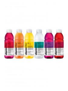 Glaceau Vitamin Water, various flavors 20 fl.oz. 20Oz