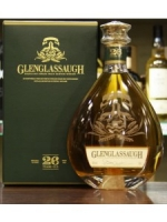 Glenglassaugh 26 years old Highland Malt Scotch teardrop bottle