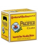 Pacifico Clara 12-pack cold 12oz. bottles