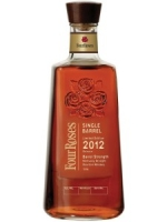 Four Roses Limited Edition 2014 Release Barrel Strength Kentucky Straight Bourbon Whiskey