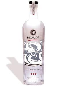 Han Imported Asian Vodka 750ml