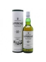 Laphroaig Aged 10 years Original Cask Strength Single Malt Scotch