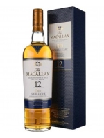 The Macallan 12 Years Old Double Cask Highland Single Malt Scotch Whisky 750ml
