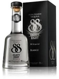 Eighty Eight Blanco Ultra Premium Tequila 750ml