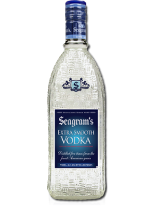Seagram's Extra Smooth Vodka 750 ML