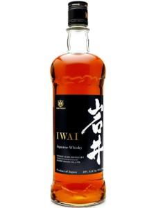 Iwai Japanese Whisky (black label) 750ml