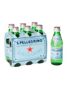 Pellegrino Sparkling Water 8.45Fl oz 750ml