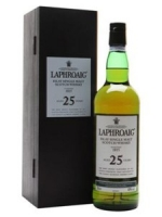 Laphroaig 25 Year Single Malt Scotch 2015
