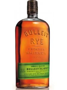 Bulleit Rye Frontier Whiskey 750ml