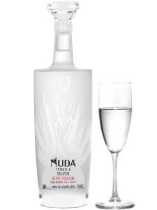 Nuda Tequila Silver Ultra Premium 750ml