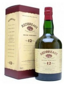Redbreast Aged 12 years Single Pot Still Irish Whiskey 750ml