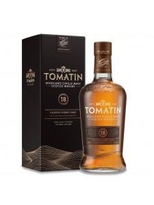 Tomatin Aged 18 Years Highland Single Malt Scotch 750ml