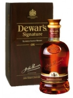Dewar's Signature Blended Scotch Whisky 750ml