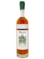Willett Straight Rye Whiskey Two Years Old Cask Strength 750ml