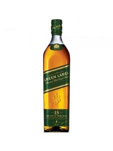 Johnnie Walker 15 years old Green Label Scotch 750ml